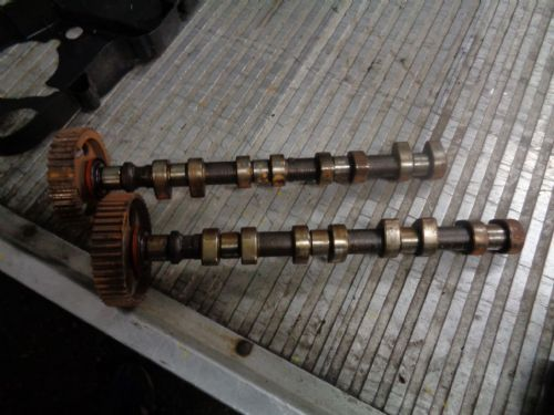 Z20LET INLET & EXHAUST CAMS WITH PULLEYS,PAIR